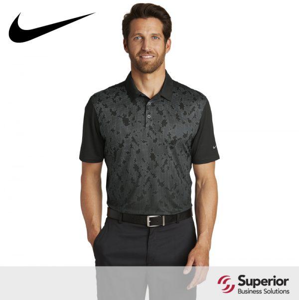 881658 - Nike Custom Polo Shirt