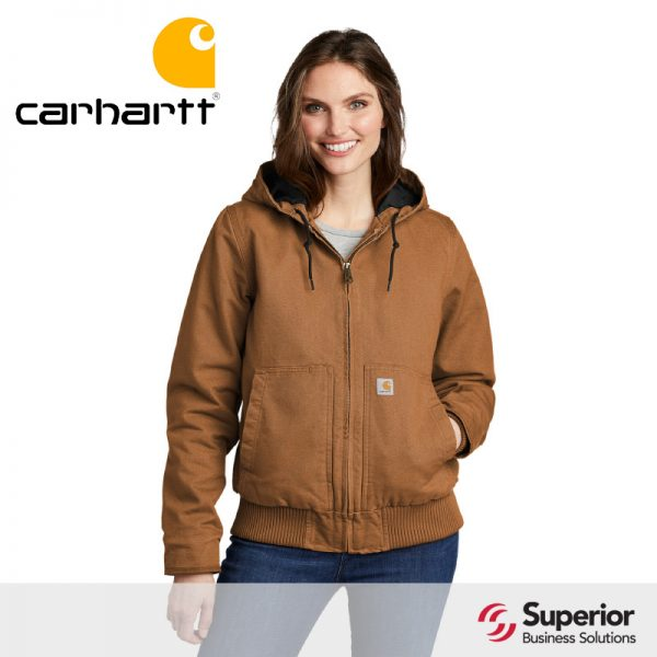 CT104053 - Carhartt Custom Jacket