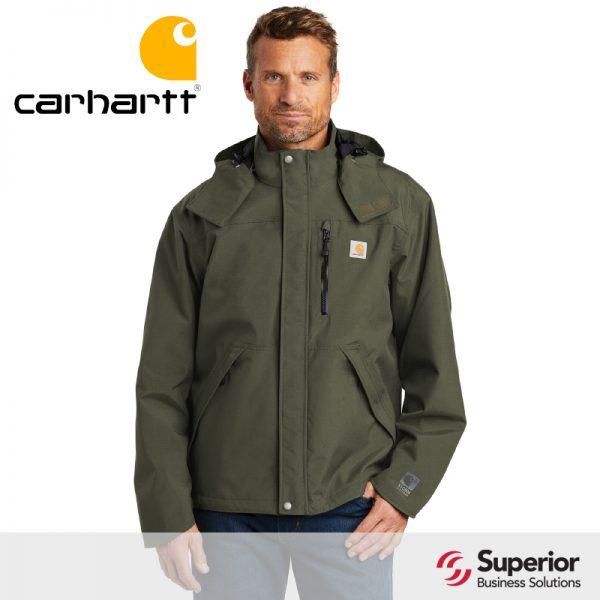 CTJ162 - Carhartt Custom Jacket