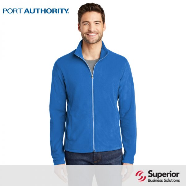 F223 - Port Authority Fleece Jacket