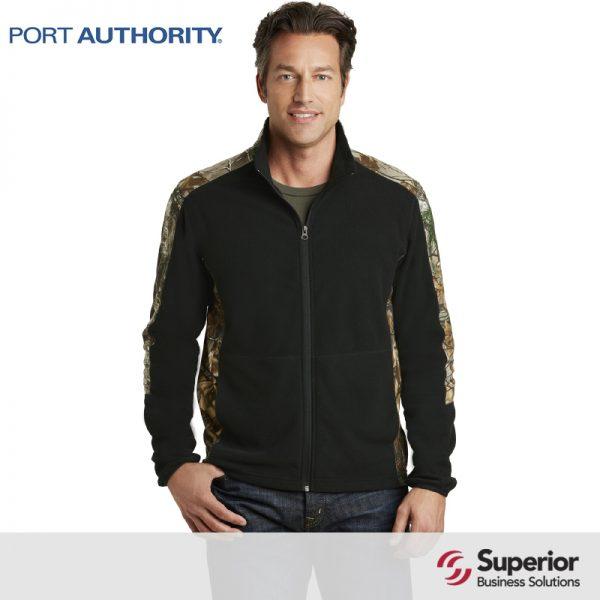 F230C - Port Authority Fleece Jacket