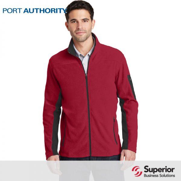 F233 - Port Authority Fleece Jacket