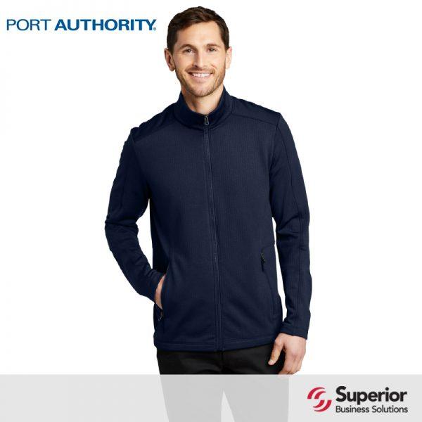 F239 - Port Authority Fleece Jacket