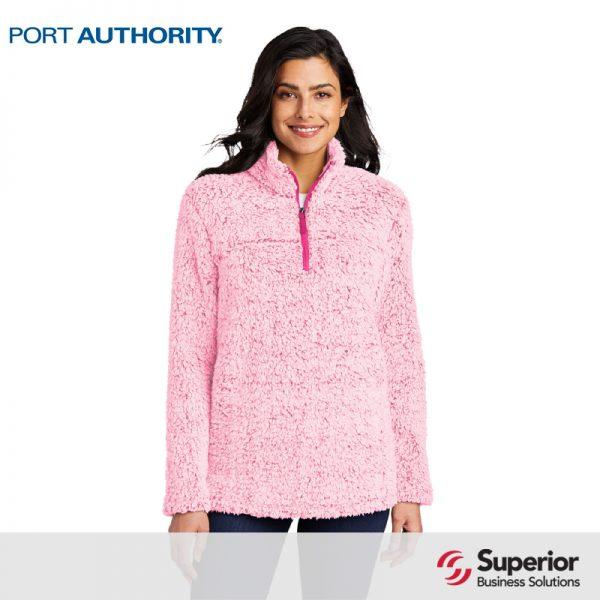 L130 - Port Authority Fleece Jacket