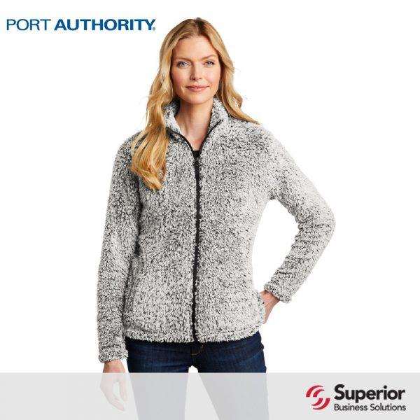 L131 - Port Authority Fleece Jacket