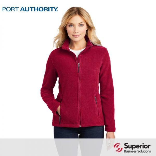 L217 - Port Authority Fleece Jacket