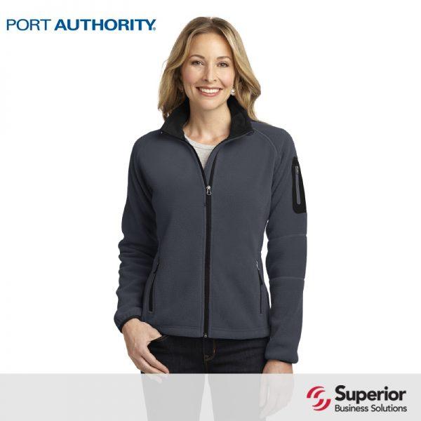 L229 - Port Authority Fleece Jacket