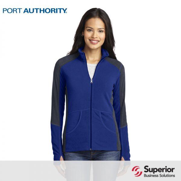 L230 - Port Authority Fleece Jacket