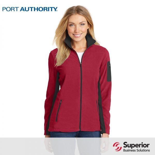 L233 - Port Authority Fleece Jacket