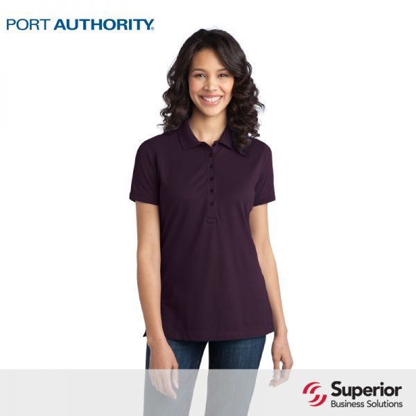 L555 - Port Authority Custom Polo Shirt