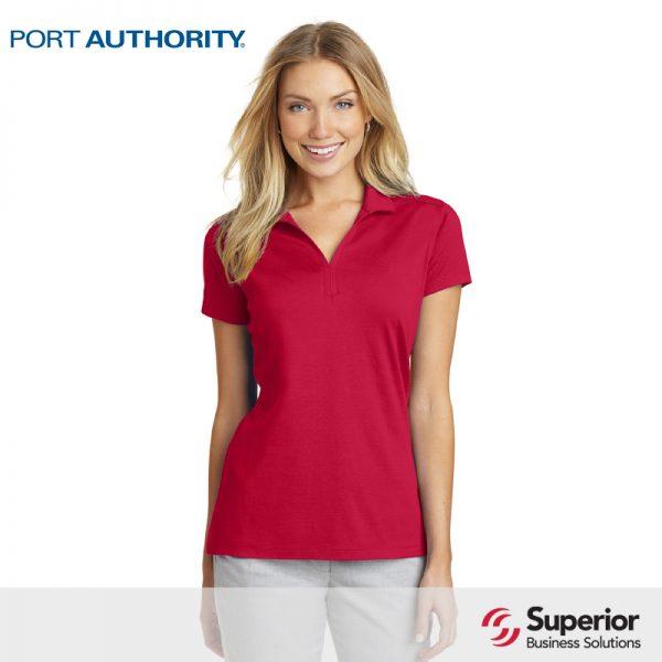L573 - Port Authority Custom Polo Shirt