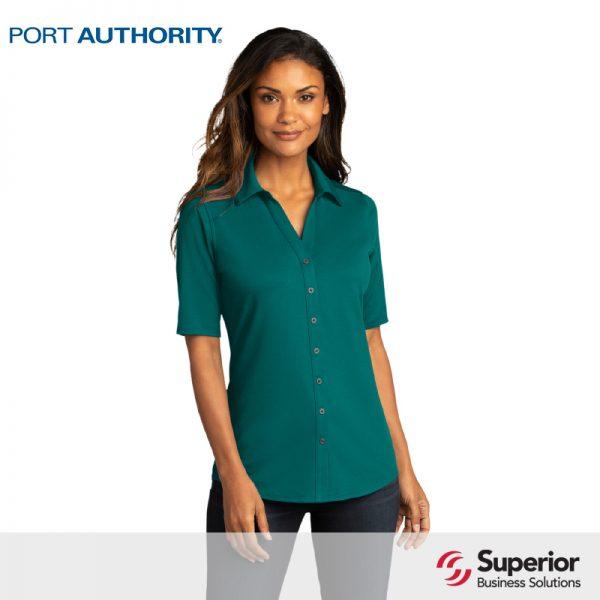 LK682 - Port Authority Custom Polo Shirt