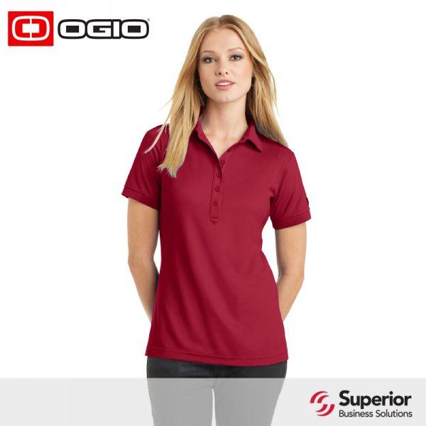 LOG101 - OGIO Custom Polo Shirt