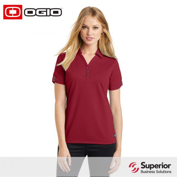 LOG105 - OGIO Custom Polo Shirt