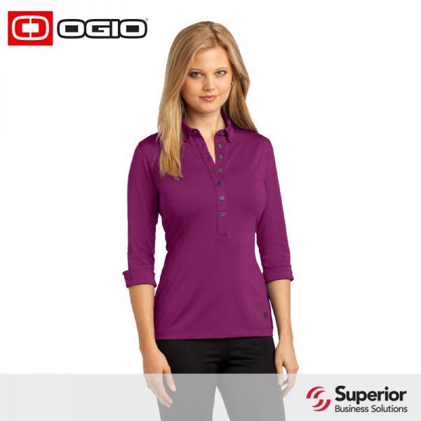 LOG122 - OGIO Custom Polo Shirt