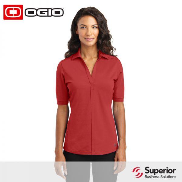 LOG130 - OGIO Custom Polo Shirt