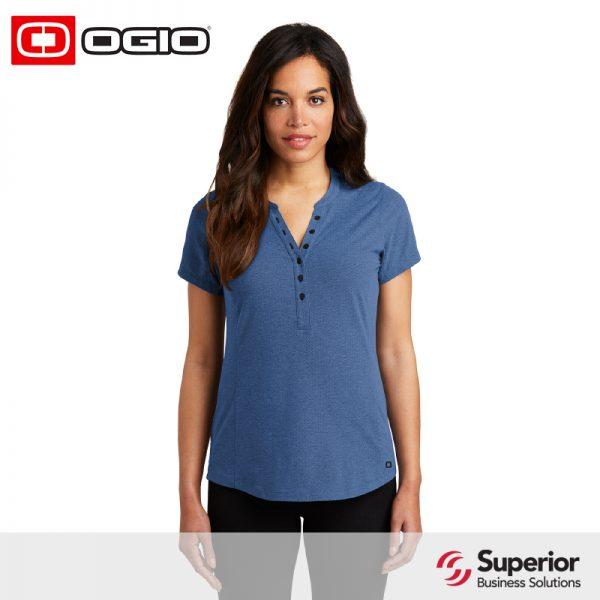 LOG136 - OGIO Custom Polo Shirt
