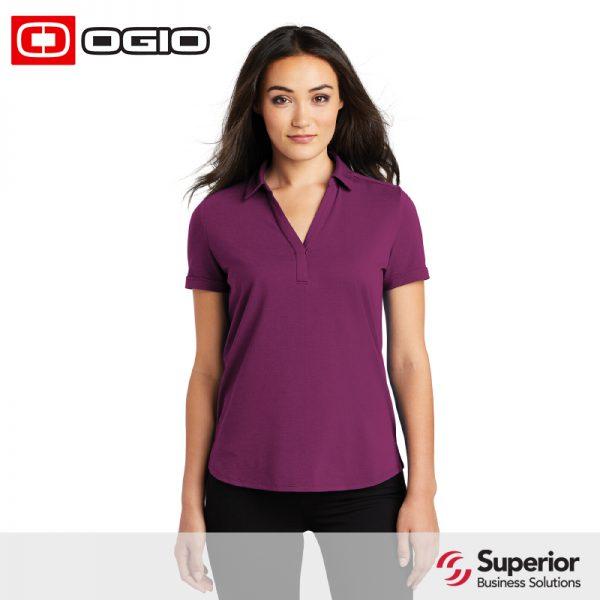 LOG138 - OGIO Custom Polo Shirt