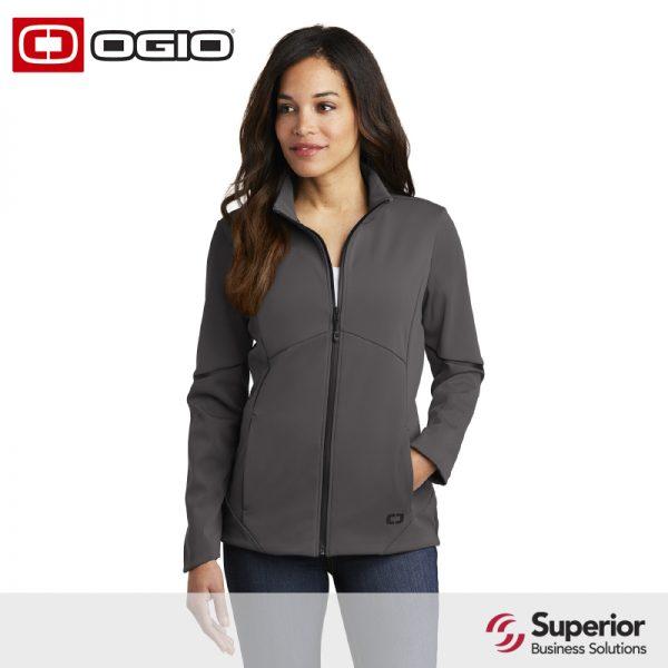 LOG725 - OGIO Soft Shell Jacket