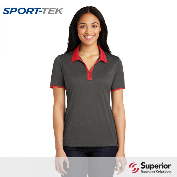 LST667 - Sport-Tek Custom Polo Shirt