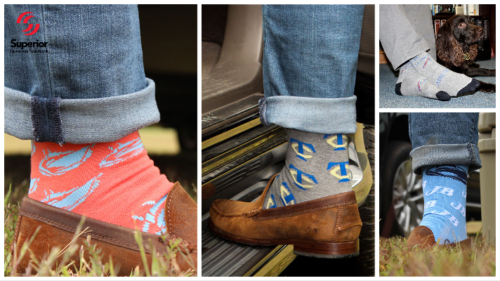 Promotional Socks Are a Shoe-In for Success This Year! Here Are 8 Markets That Benefit