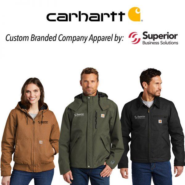 Carhartt Custom Company Jackets
