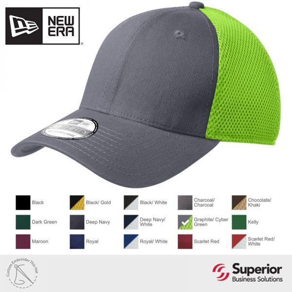 NE1020 New Era Custom Embroidery Hat