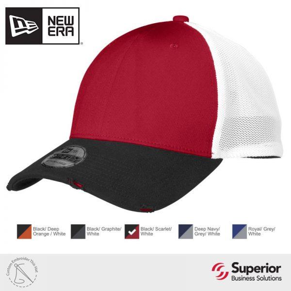 NE1080 New Era Custom Embroidery Hat