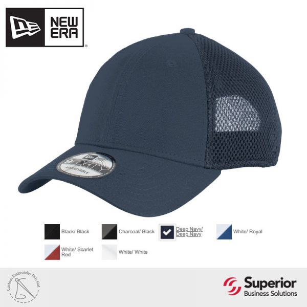 NE204 New Era Custom Embroidery Hat