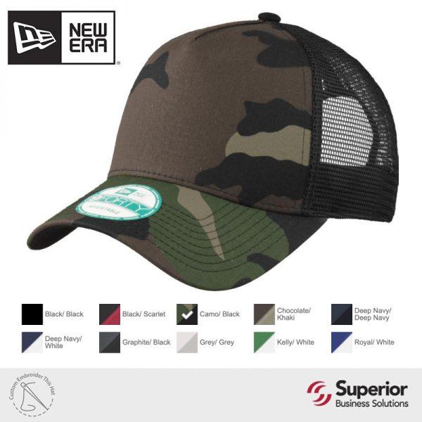 NE205 New Era Custom Embroidery Hat