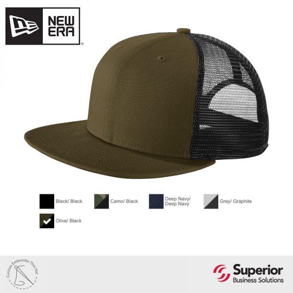 NE403 New Era Custom Embroidery Hat