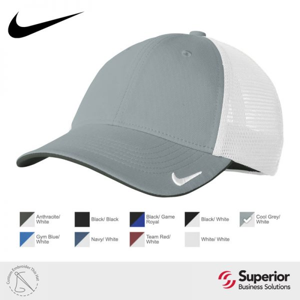 NKAO9293 Nike Custom Embroidery Hat