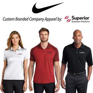 Nike Custom Polos - Custom Company Apparel
