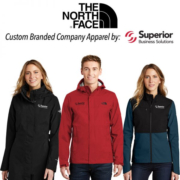 The North Face Custom Corporate, Soft Shell, Insulated Jacket Apparel
