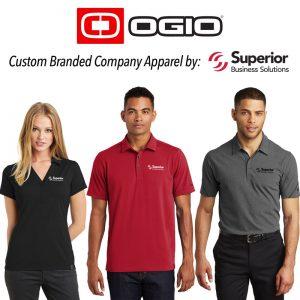 OGIO Custom Polo Shirts Company Apparel