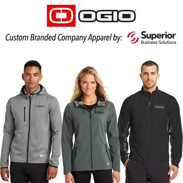 OGIO Custom Soft Shell Jackets