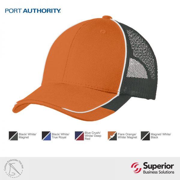 C904 Port Authority Custom Embroidery Hat