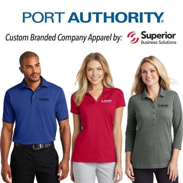 Port Authority Custom Polo Shirts - Company Apparel