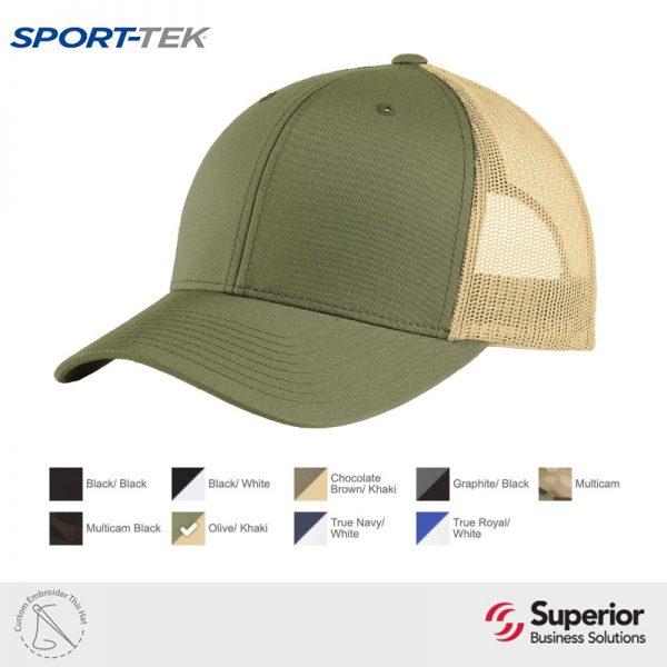 STC39 Sport-Tek Custom Embroidery Hat