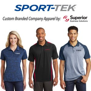 Sport-Tek Custom Polo Shirts & Company Logo Apparel
