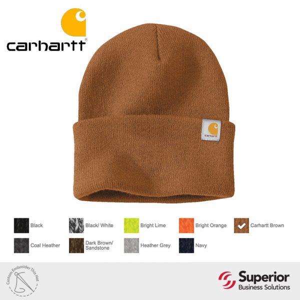CT104597 - Carhartt Knitted Cap