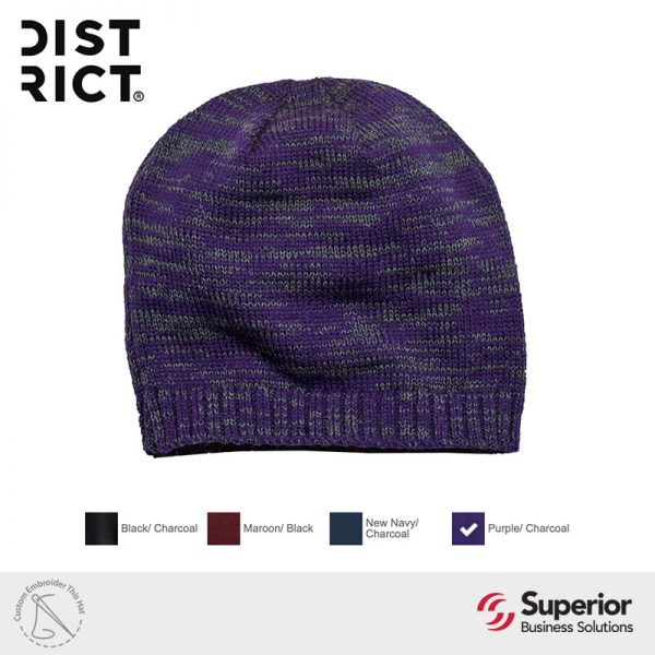 DT620 - District Knitted Cap