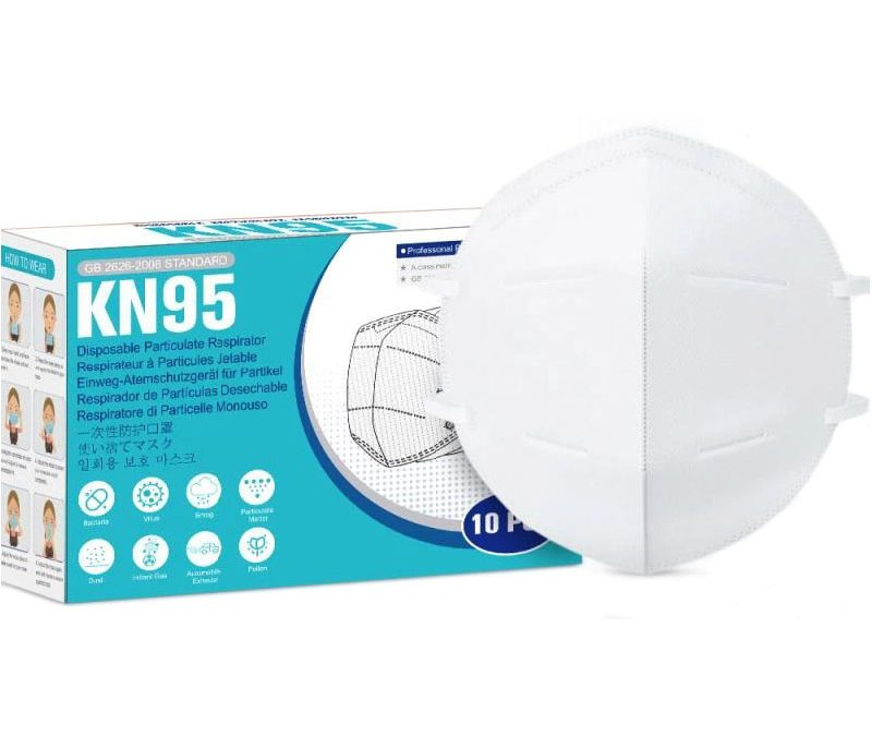 KN95 Protective Breathing Face Mask