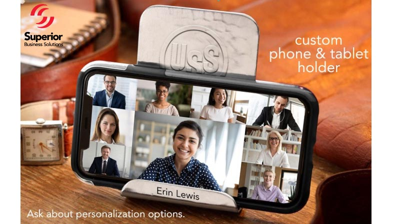 Give the Perfect Promotional Gift for Their Next ZOOM Call