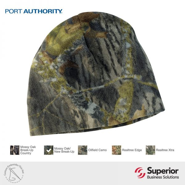 C901 - Port Authority Mossy Oak Fleece