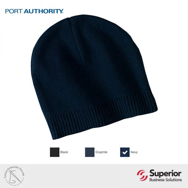 CP95 - Port Authority Knitted Cap