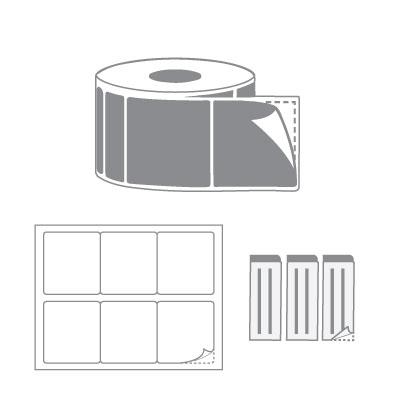 Custom Printed Labels - Business