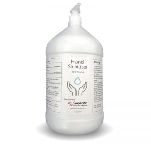 PPE Hand Sanitizer Gel - Bulk Quantities