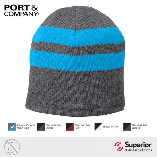 C922 - Port and Company Fleece Lined Cap