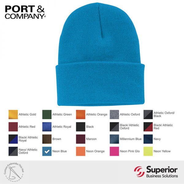 CP90 - Port and Company Knitted Cap